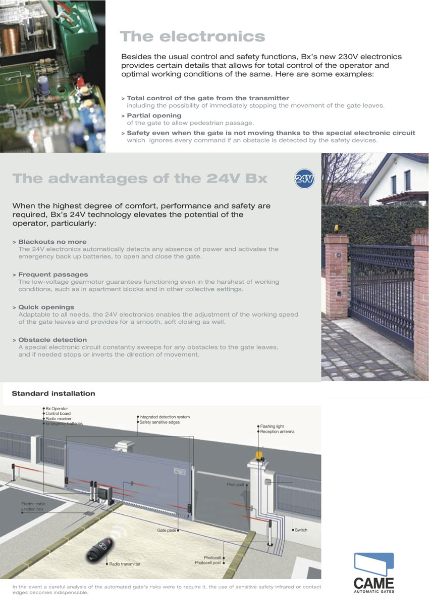 Automatic and Electric Gates in Leicester & Derby - Gates 4 You